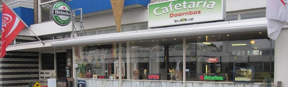 Cafetaria Doornbos, Paterswoldseweg 304 - Groningen